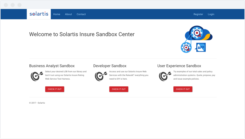 Get Trial Access to our Sandboxes